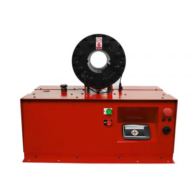 HEL Powered Twin Speed Swage Machine with Digital Calibration